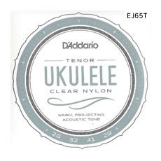 [다다리오] EJ65T Pro-Arté Custom Extruded Ukulele, Tenor
