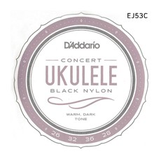 [다다리오] EJ53C Pro-Arté Rectified Ukulele, Concert